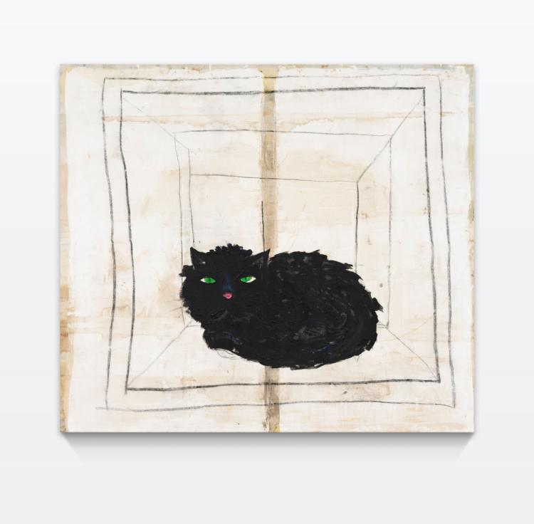 Zahel esther die katze im lueftungsschacht gregor hildebrandt muenchen